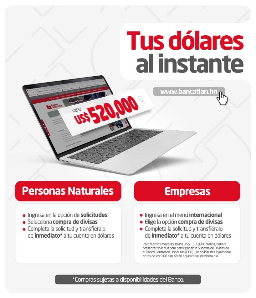 Banco Atlántida Imagina Cree Triunfa